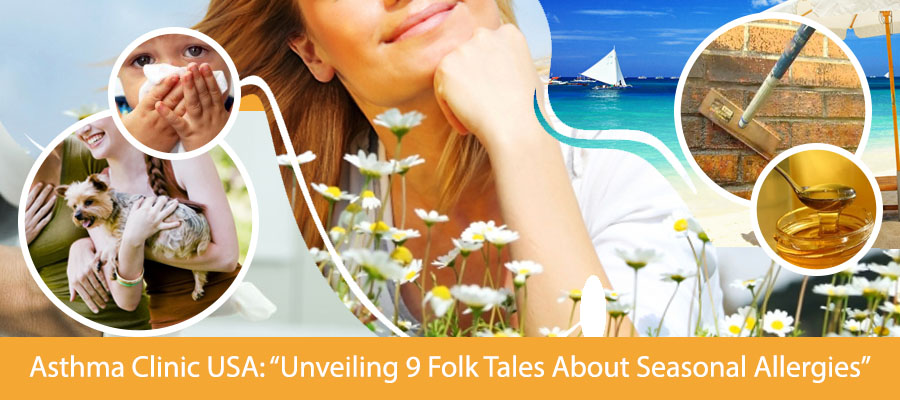 Unveiling 9 Folk Tales About Seasonal Allergies-8004Asthma